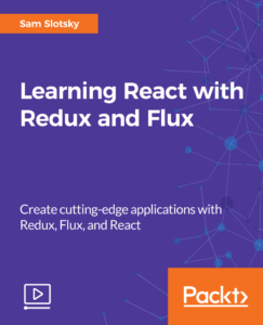 Learning React with Redux and Flux video cover